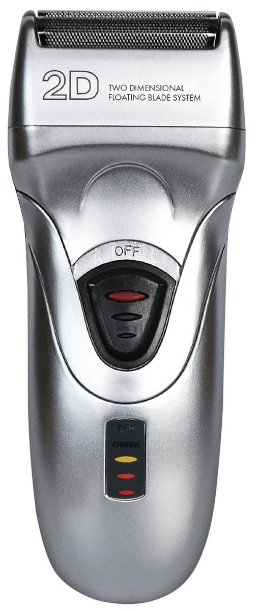 Vigor HX-6445 бритва аккумуляторнаяHX-6445Аккумуляторная бритва Vigor HX-6445 имеет сетку из нержавеющей стали, две головки и мощный мотор для эффективного бритья. Благодаря водонепроницаемому корпусу, данную модель можно без проблем использовать в душе. Прибор также оснащен встроенным триммером и индикатором заряда аккумулятора. В комплект входит удобная подставка для зарядки.