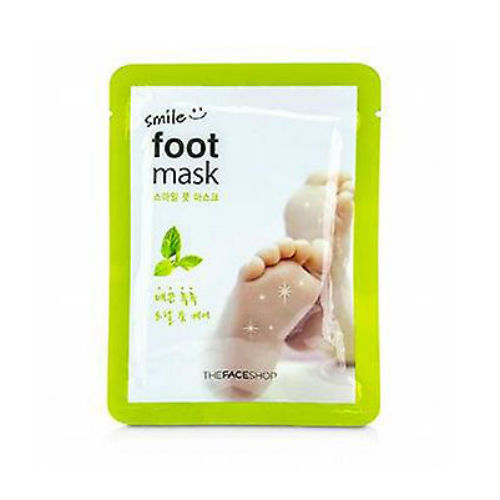 The Face Shop Маска для ног Smile Foot, 18 мл косметические маски the face shop пилинг для ног smile foot 20мл