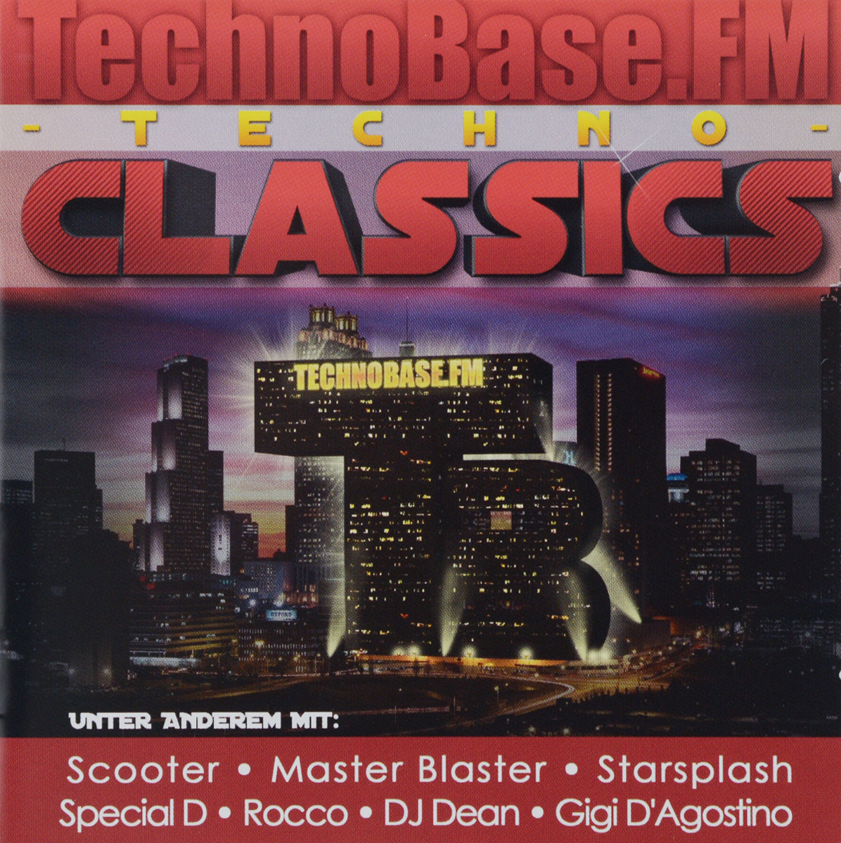 Zakazat.ru Technobase.Fm. Technoclassics (2 CD)