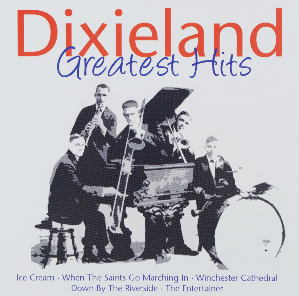 Крис Барбер Dixieland Greatest Hits (2 CD) кэрри андервуд carrie underwood greatest hits decade 1 2 cd