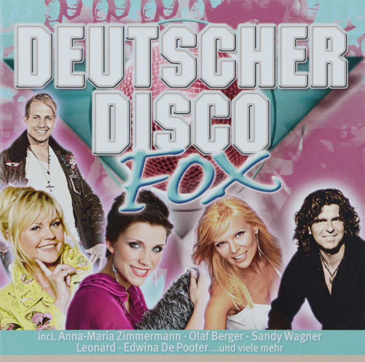 Zakazat.ru Deutscher Disco Fox 2015 (2 CD)