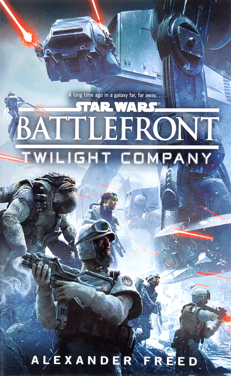 SW: BATTLEFRONT: TWILIGHT COMP a caress of twilight