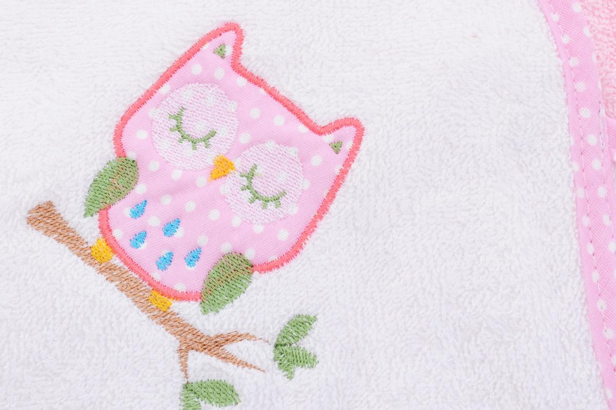 Фея Комплект для купания Сова цвет розовый 2 предмета Фея