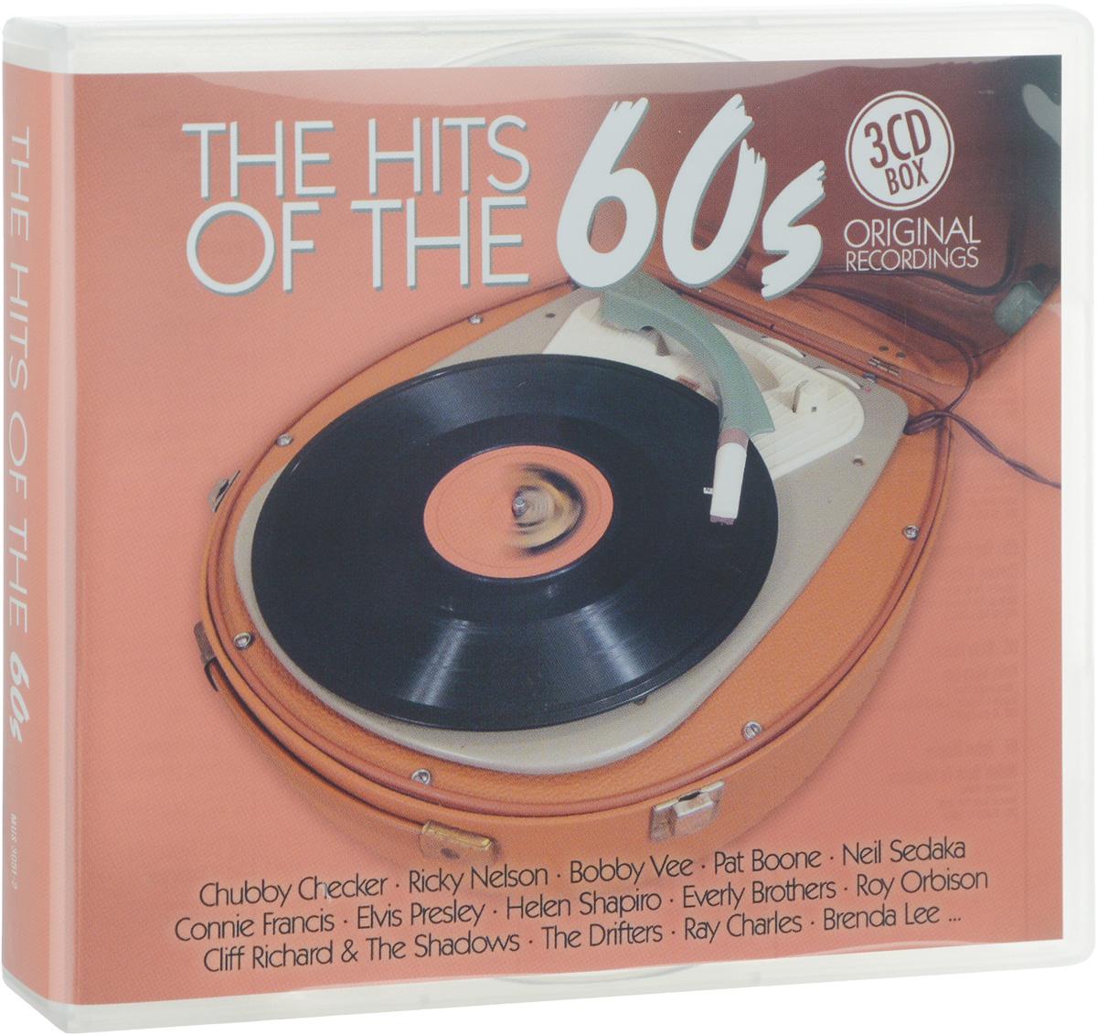 Zakazat.ru: The Hits Of The 60s (3 CD)