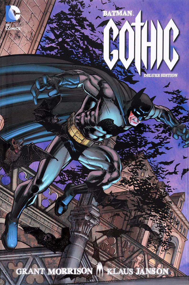 Batman: Gothic Deluxe Edition элтон джон elton john goodbye yellow brick road deluxe edition 2 cd