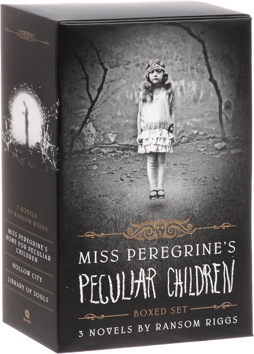 Miss Peregrine's Peguliar Children (комплект из 3 книг) miss selfridge mi035ewojz13