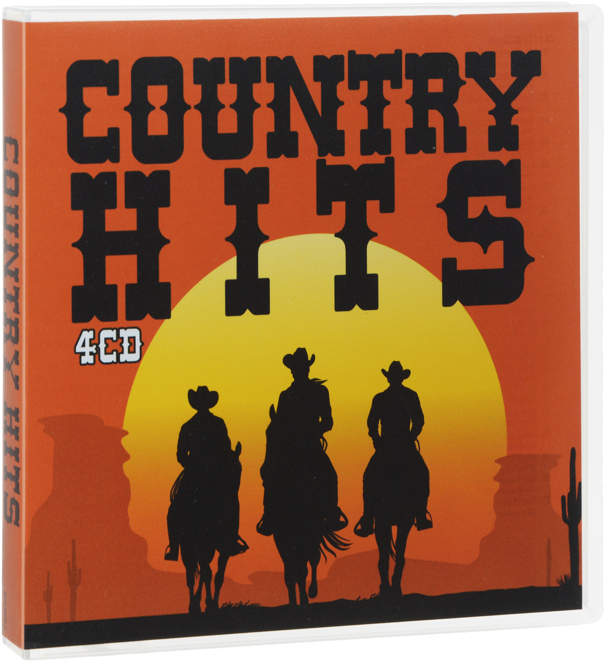 Country Hits (4 CD)