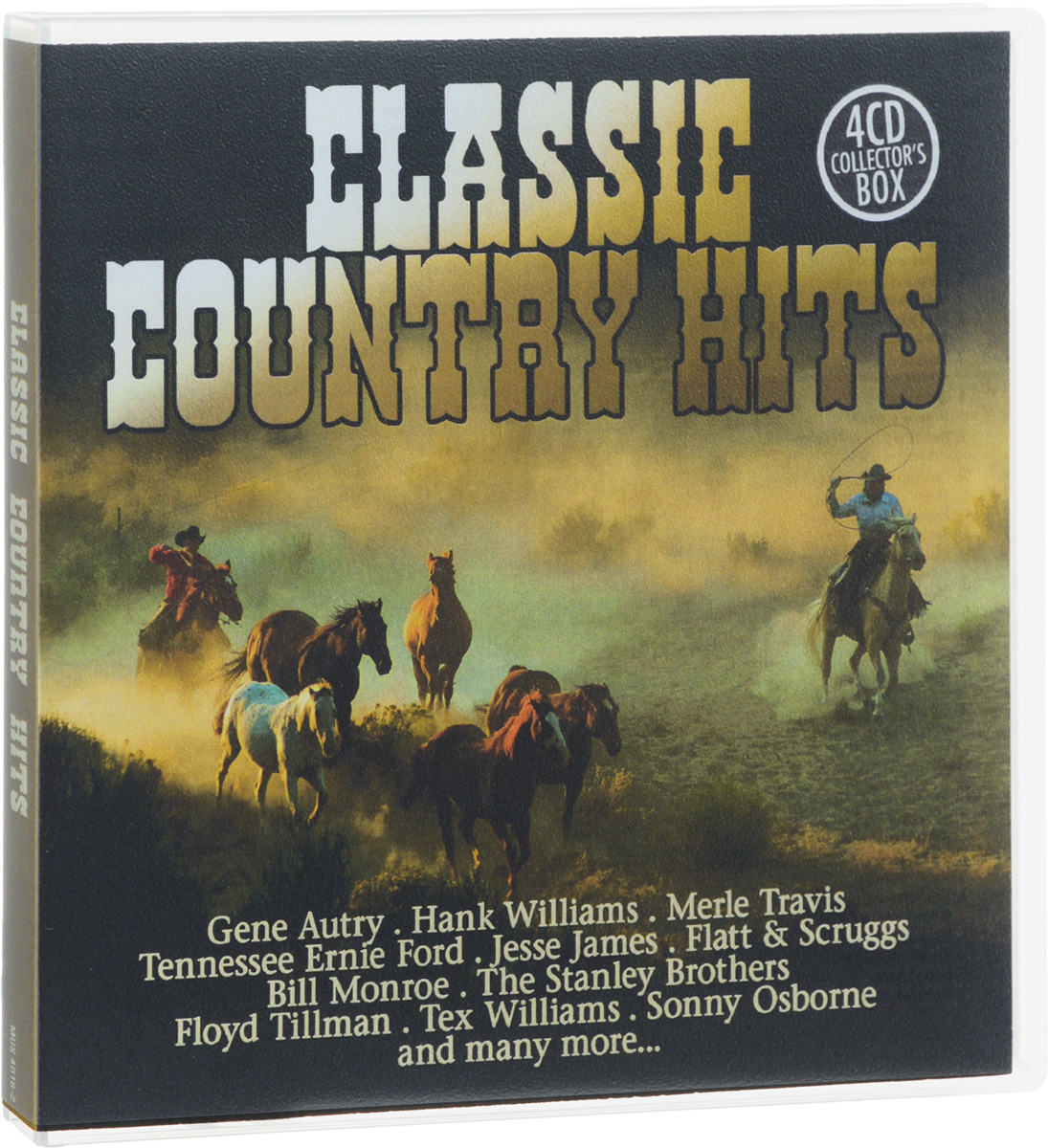 Classic Country Hits! (4 CD) цена