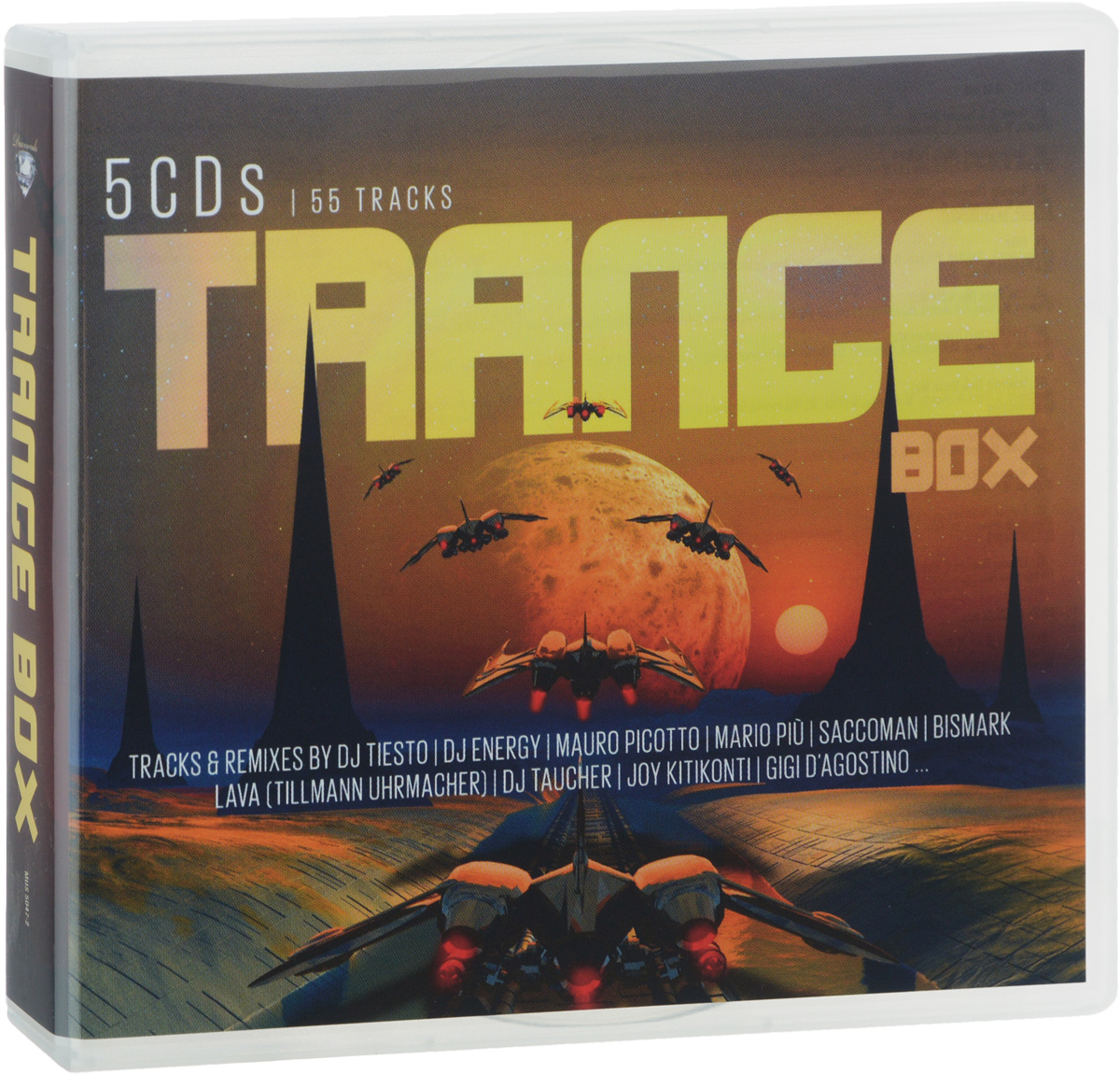 Zakazat.ru Trance Box (5 CD)