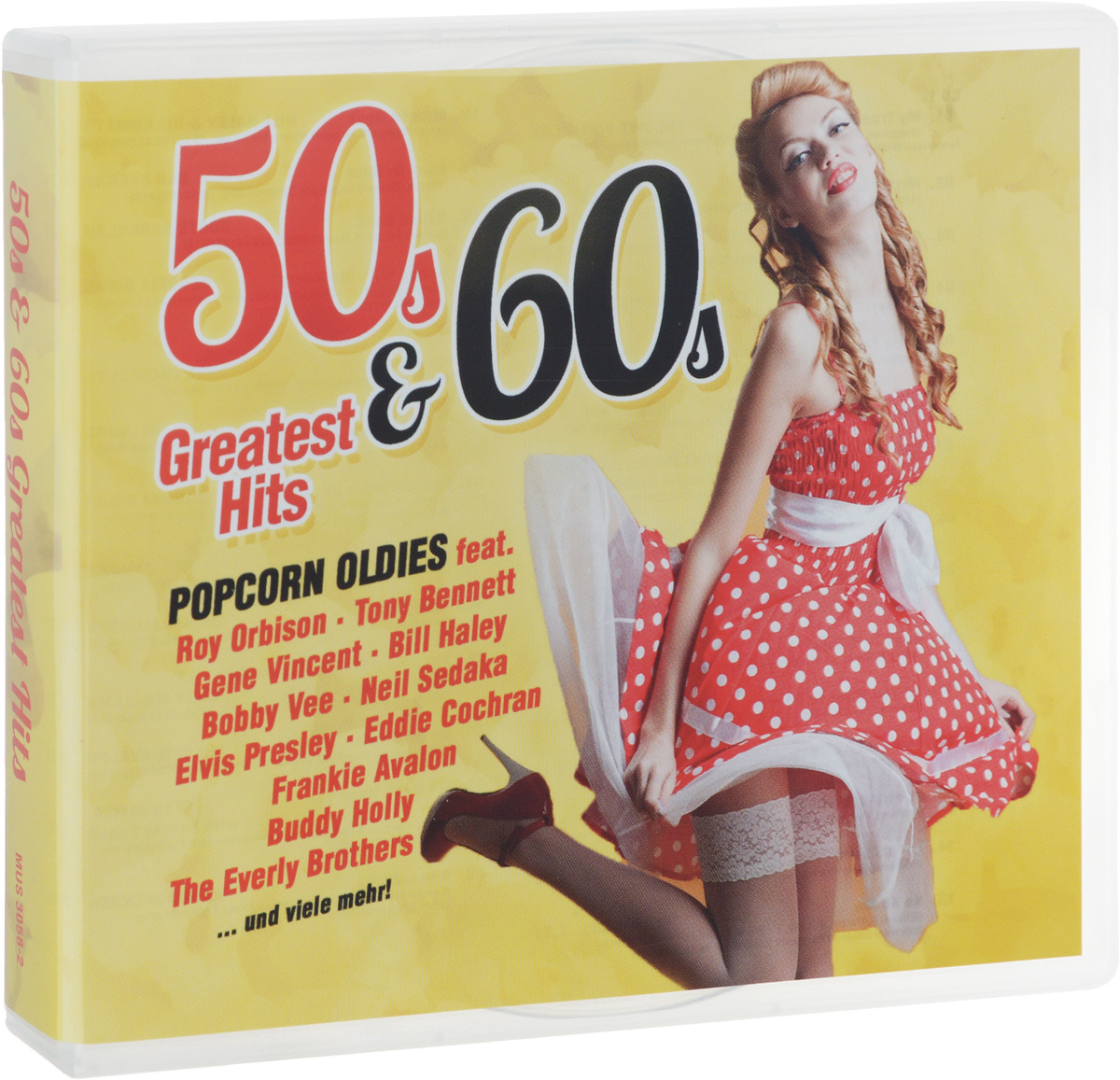 50s & 60s Greatest Hits (3 CD)