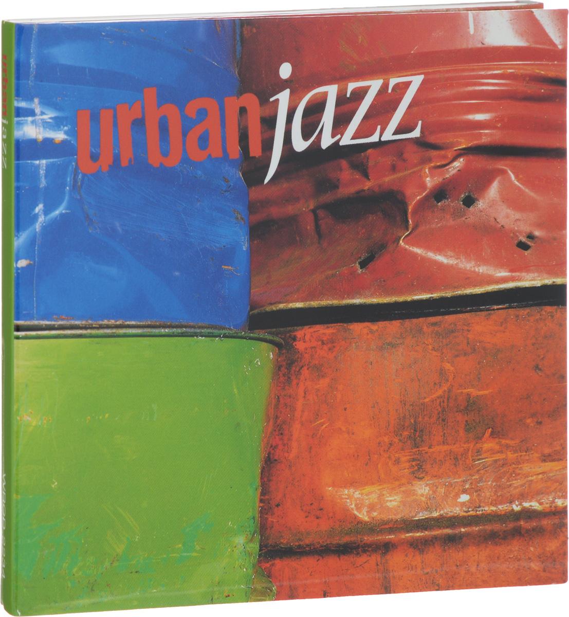 Urban Jazz (2 CD) сборник jazz – 100 самых знаменитых джазменов cd