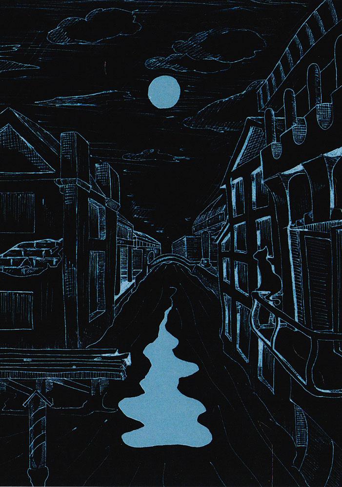 Открытка Венецияpw0054Дизайнерская открытка. На лицевой стороне находится изображение итальянского города - Венеция. Набросок, скетч.Автор рисунка - Роман Рощин.Размер открытки: 10.5 х 15 см.