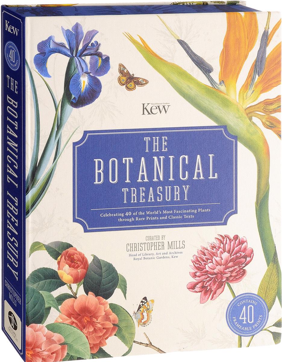 The Botanical Treasury отсутствует treasury markets and operations
