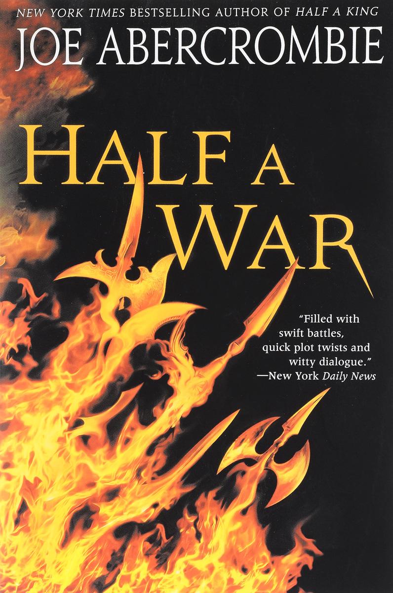 Half a War like a velvet glove cast in iron