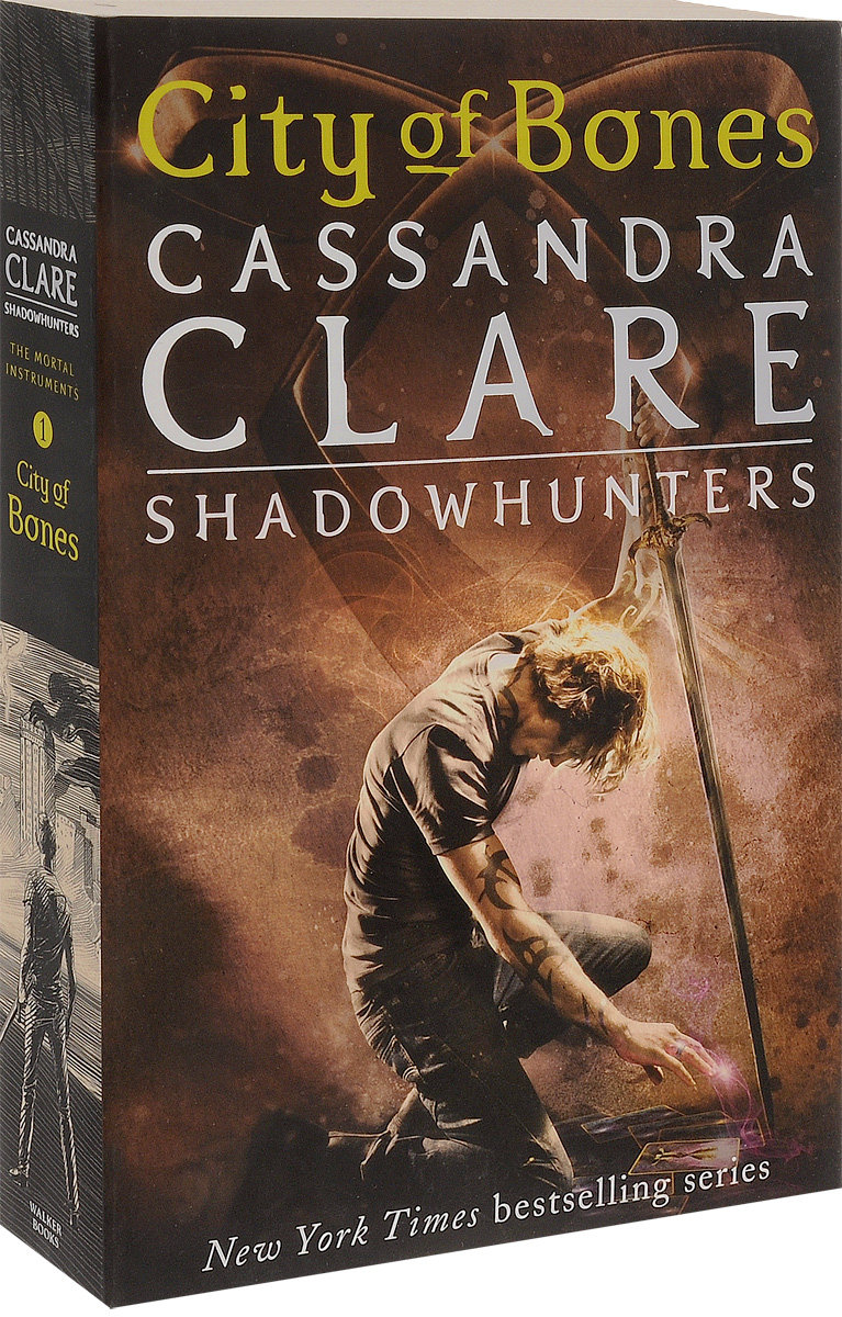 City of Bones: Book 1: The Mortal Instruments the bane chronicles