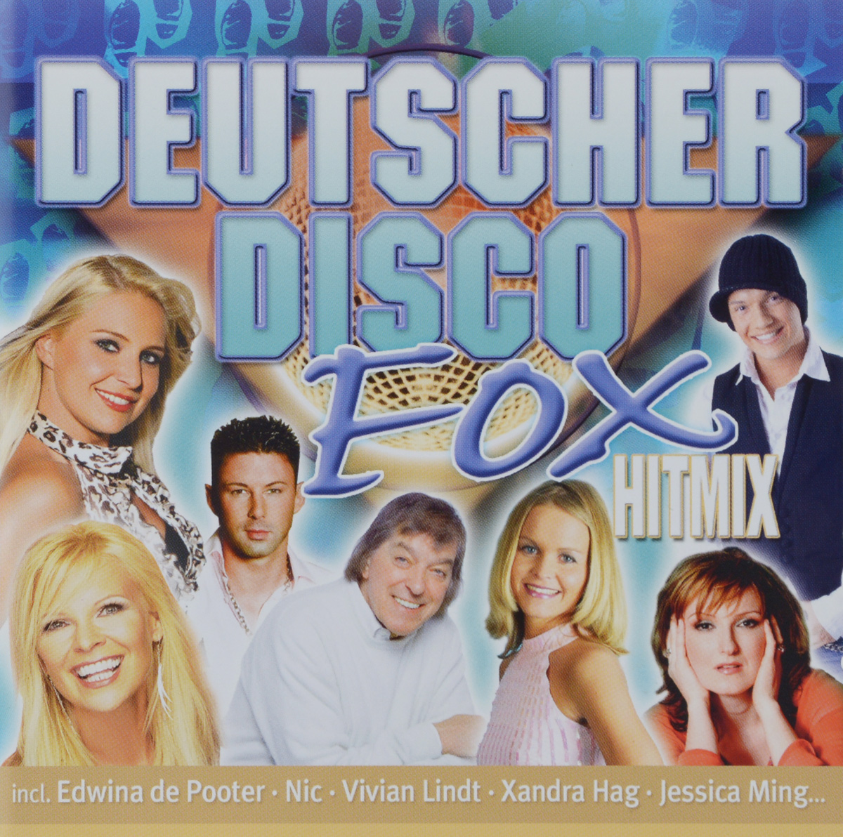 Zakazat.ru Deutscher Disco Fox Hitmix (2 CD)
