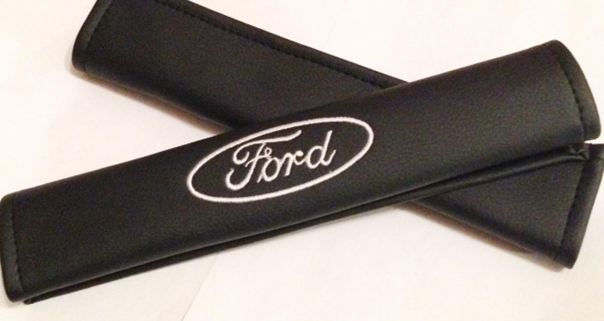 Накладки на ремень безопасности Auto Premium FORD, 2 шт рюкзаки gulliver накладка на ремень безопасности поли