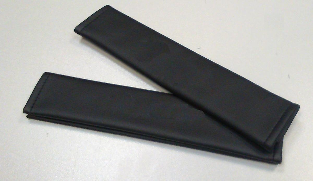 Накладки на ремень безопасности Auto Premium, без логотипа, 2 шт рюкзаки gulliver накладка на ремень безопасности поли