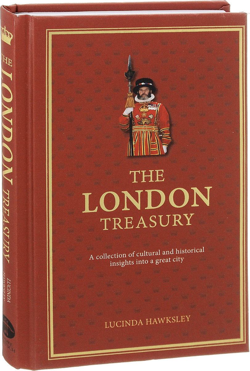 The London Treasury: A Collection of Cultural And Historical Insights into a Great City футболка рингер printio дик трэйси