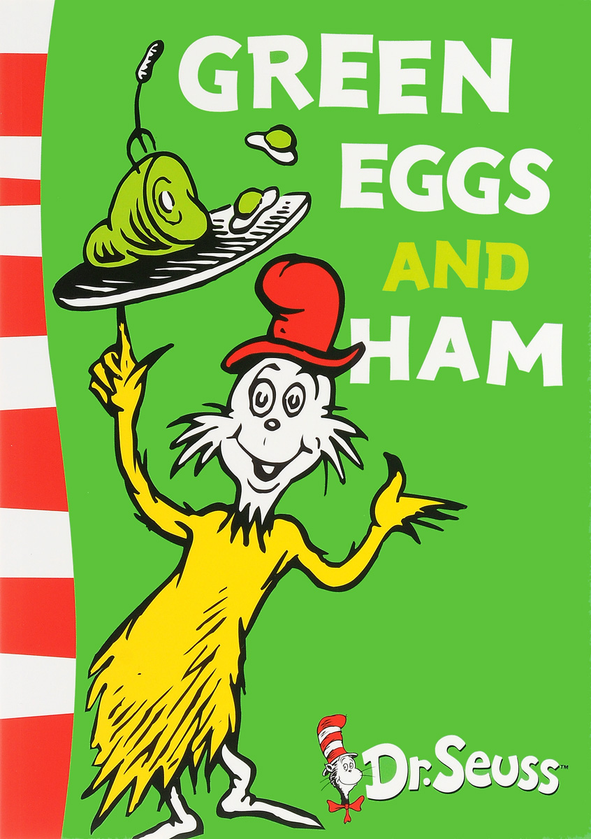 Купить Green Eggs and Ham,