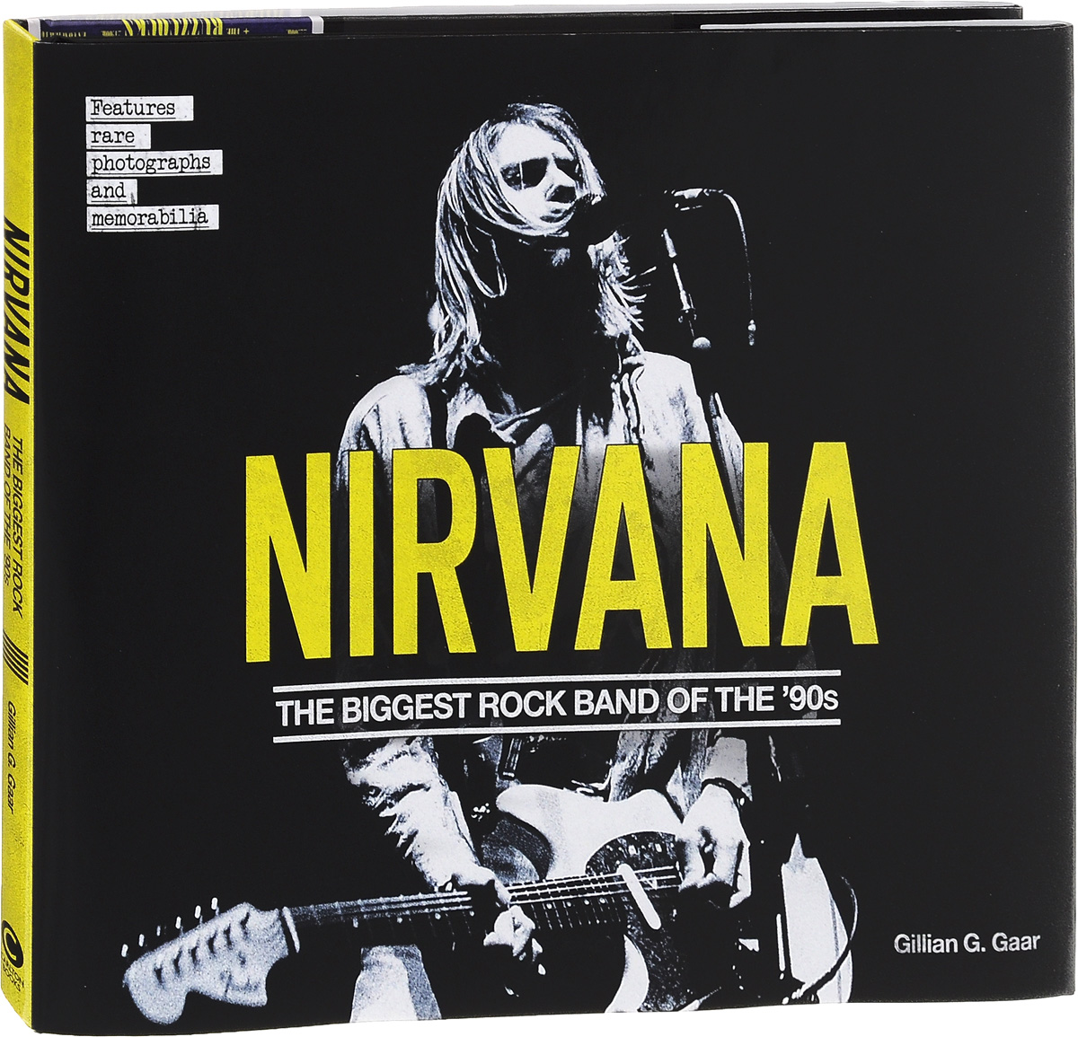 Nirvana: The Biggest Rock Band of the'90s