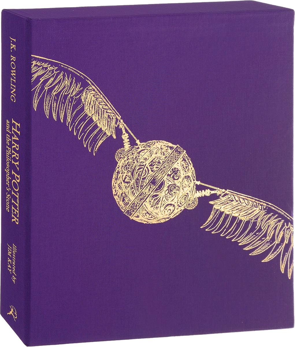 Купить Harry Potter and the Philosopher's Stone (подарочное издание),