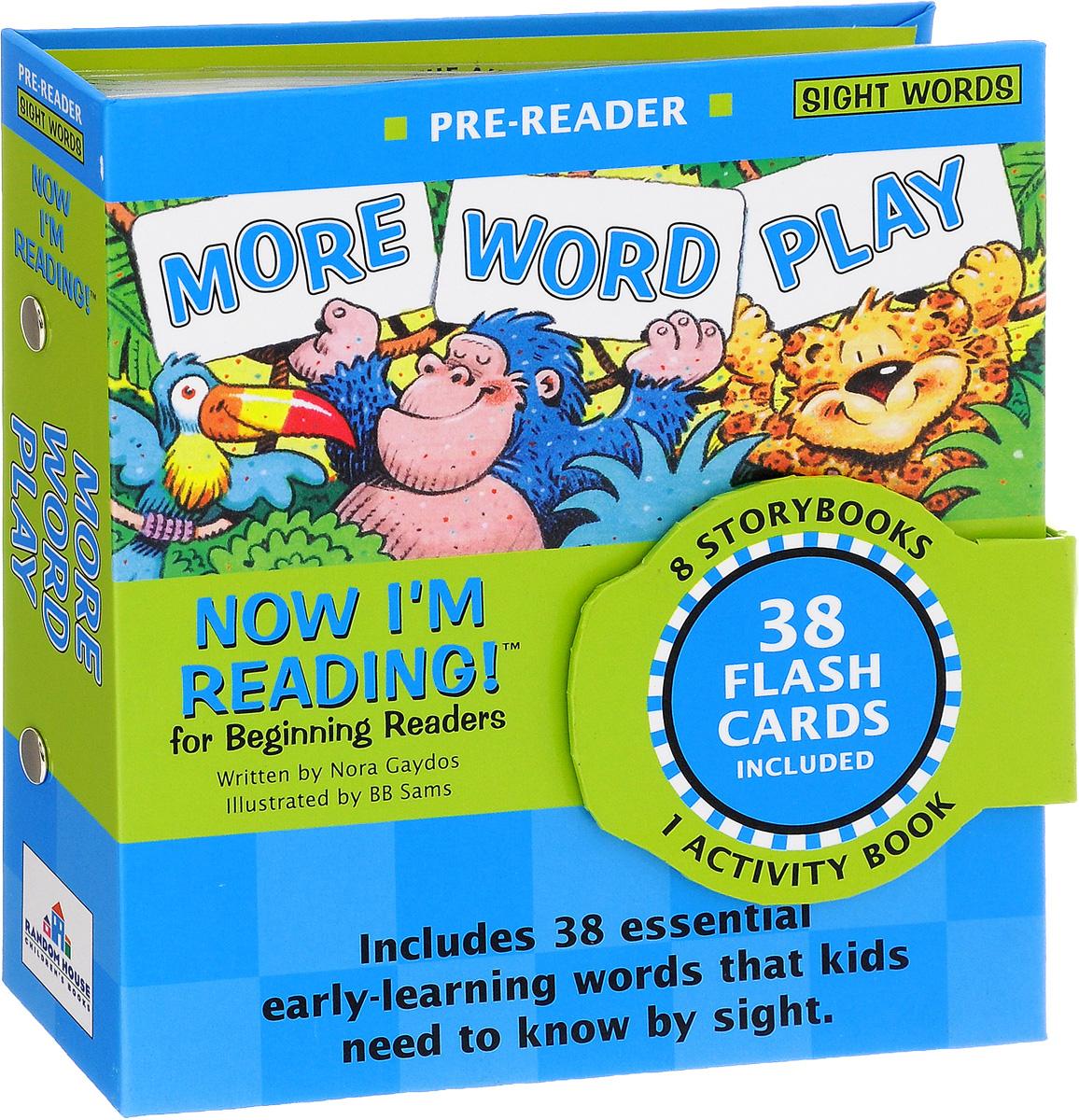 Now I'm Reading!: TNow I'm Reading! Pre-Reader: More Word Play he Best Of Phonics And Literature стол компьютерный васко пс 4002 м1 орех валенсия