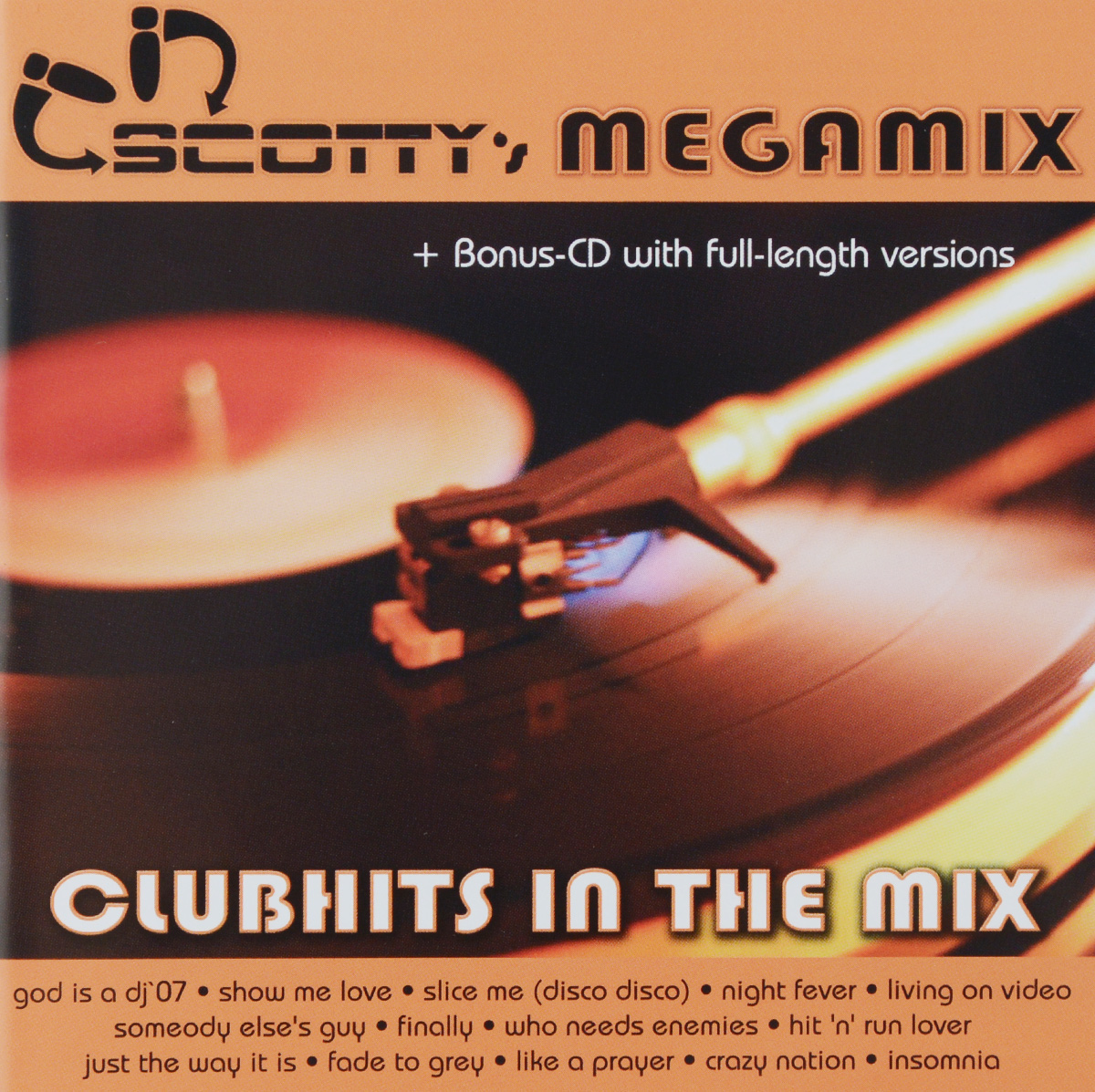 Clubhits In The Mix (2 CD) sustaining the nation