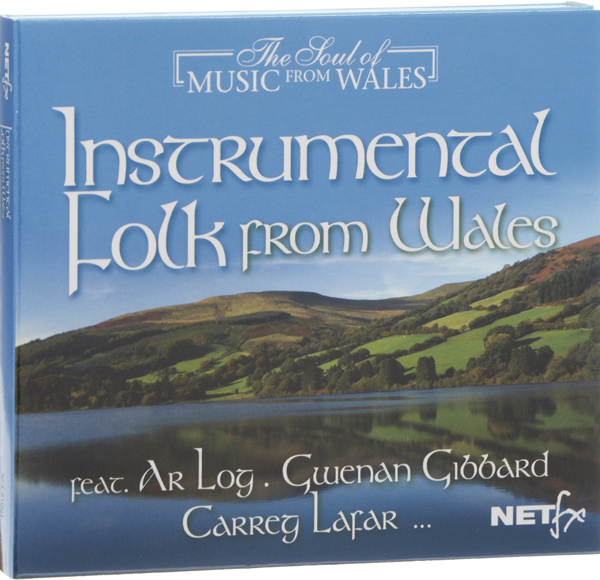 Instrumental Folk From Wales (2 CD) cd james farm city folk