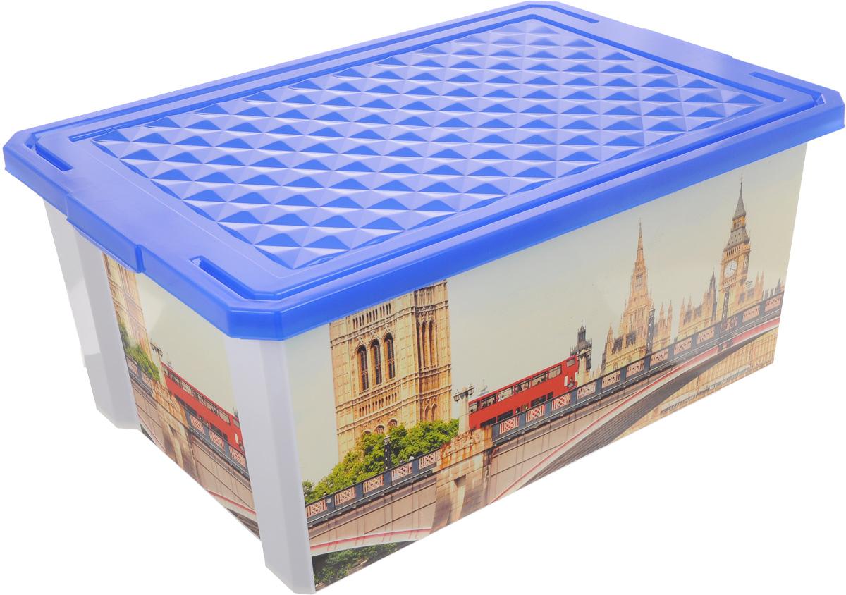 Ящик для хранения BranQ Optima. Англия, 12 л