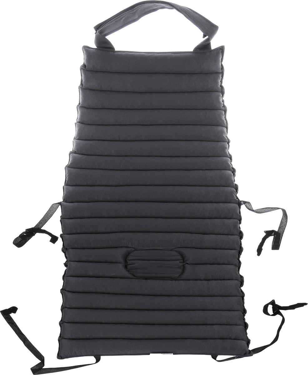 """Накидка на водительское кресло Smart Textile """"Гемо-комфорт авто"""", наполнитель: лузга гречихи, 80 х 40 см"""