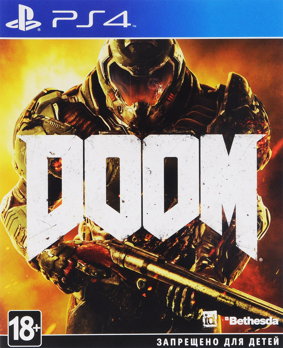 DOOM (PS4), id Software