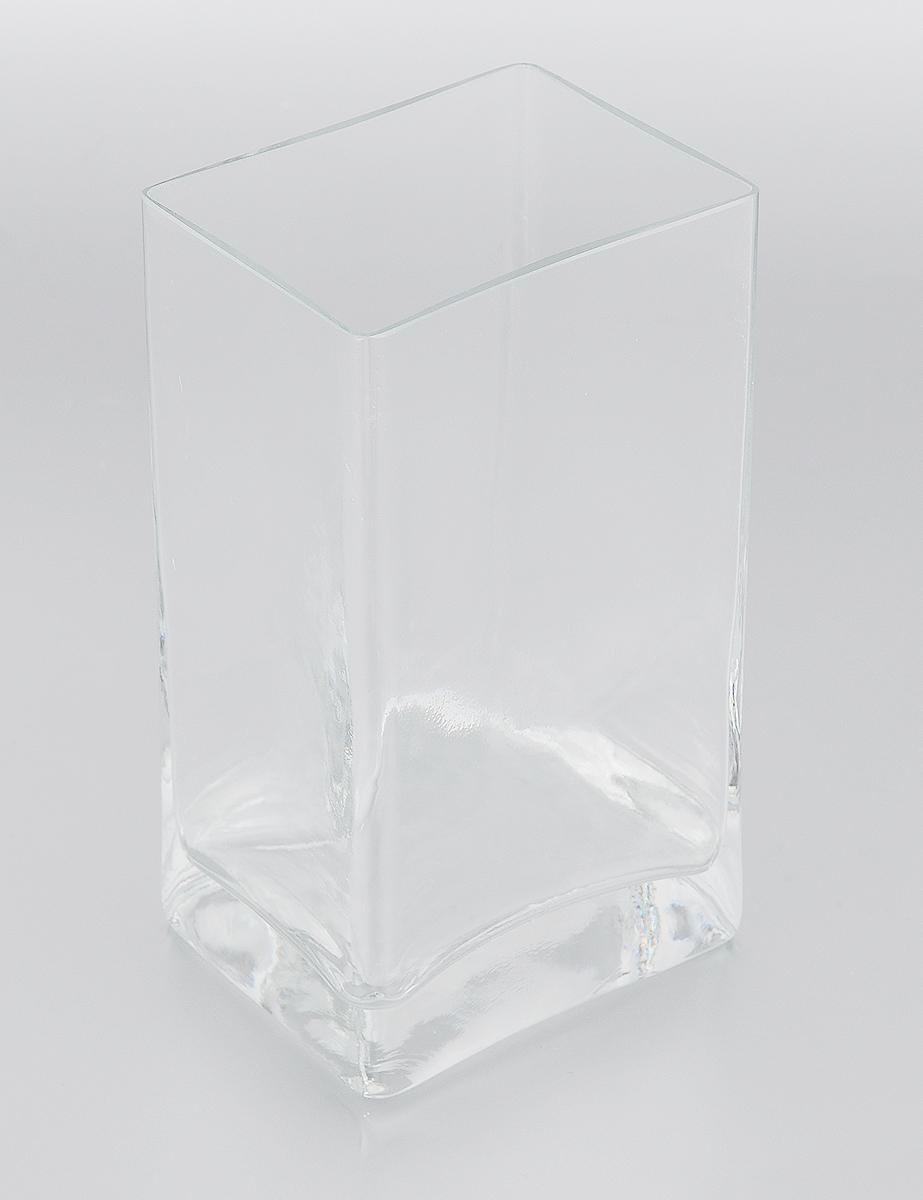 Ваза Pasabahce Botanica, высота 18 см43074BВаза Pasabahce Botanica, выполненная из натрий-кальций-силикатного стекла, сочетает в себе изысканный дизайн с максимальной функциональностью. Ваза прямоугольной формы имеет гладкие прозрачные стенки. Такая ваза придется по вкусу и ценителям классики, и тем, кто предпочитает утонченность и изысканность.Можно мыть в посудомоечной машине. Размер вазы по верхнему краю: 10 х 8 см.Высота: 18 см.