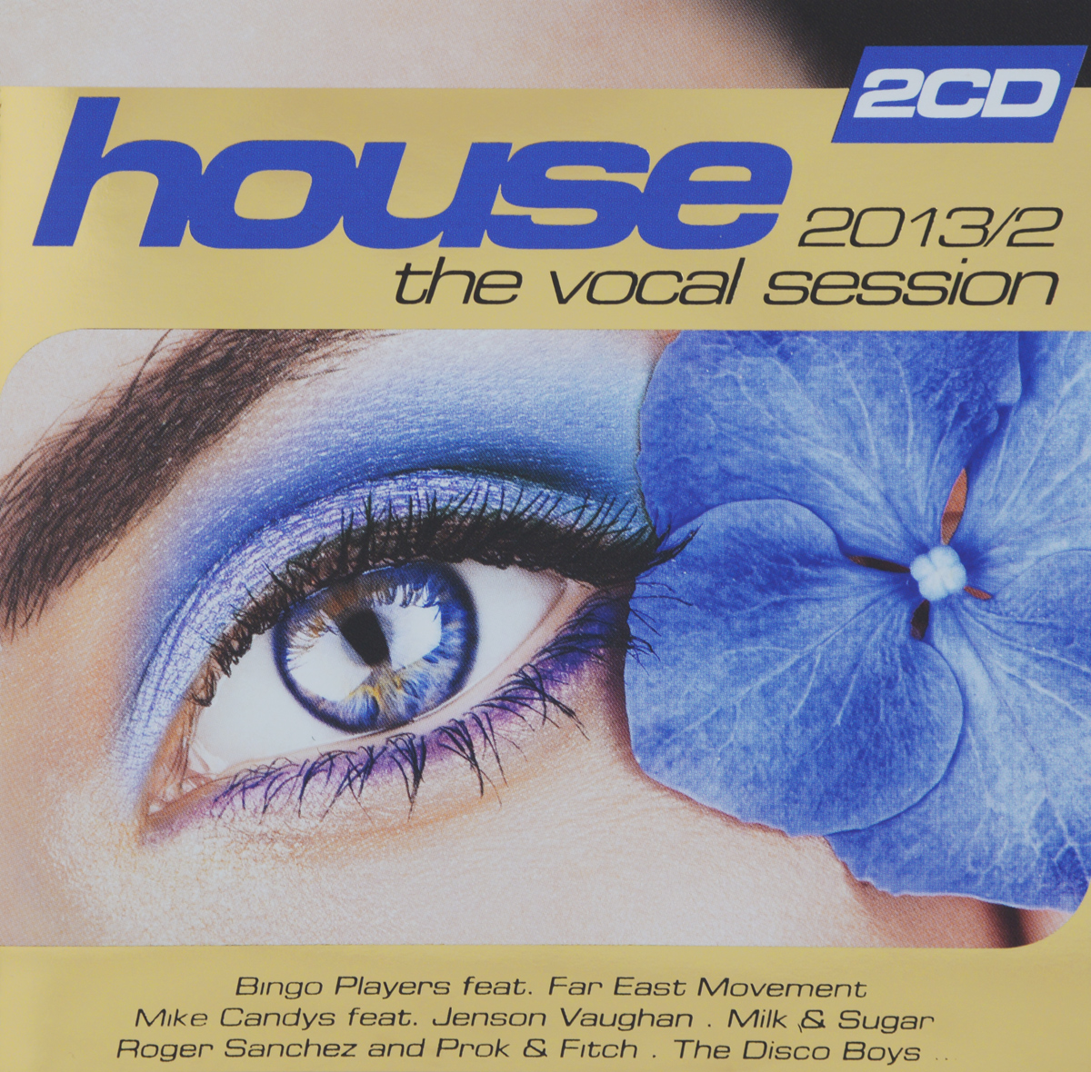 House. The Vocal Session 2013/2 (2 CD)