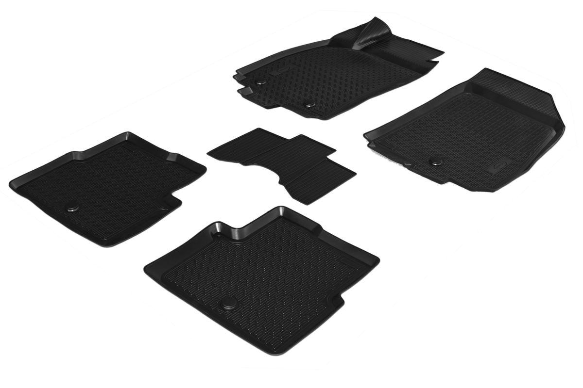 Коврики салона Rival для Chevrolet Cobalt 2011-/Ravon R4 2016-, c перемычкой, полиуретан11002001Прочные и долговечные коврики Rival в салон автомобиля, изготовлены из высококачественного и экологичного сырья, полностью повторяют геометрию салона вашего автомобиля.- Надежная система крепления, позволяющая закрепить коврик на штатные элементы фиксации, в результате чего отсутствует эффект скольжения по салону автомобиля.- Высокая стойкость поверхности к стиранию.- Специализированный рисунок и высокий борт, препятствующие распространению грязи и жидкости по поверхности коврика.- Перемычка задних ковриков в комплекте предотвращает загрязнение тоннеля карданного вала.- Произведены из первичных материалов, в результате чего отсутствует неприятный запах в салоне автомобиля.- Высокая эластичность, можно беспрепятственно эксплуатировать при температуре от -45 ?C до +45 ?C.Уважаемые клиенты!Обращаем ваше внимание,что коврики имеет формусоответствующую модели данного автомобиля. Фото служит для визуального восприятия товара.