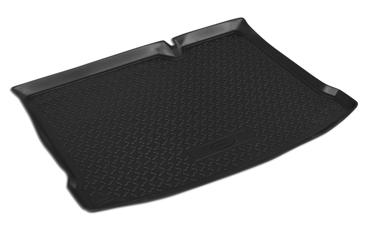 Коврик багажника Rival для Renault Sandero 2009-2014, 2014-, полиуретан14703002Коврик багажника Rival позволяет надежно защитить и сохранить от грязи багажный отсек вашего автомобиля на протяжении всего срока эксплуатации, полностью повторяют геометрию багажника.- Высокий борт специальной конструкции препятствует попаданию разлившейся жидкости и грязи на внутреннюю отделку.- Произведены из первичных материалов, в результате чего отсутствует неприятный запах в салоне автомобиля.- Рисунок обеспечивает противоскользящую поверхность, благодаря которой перевозимые предметы не перекатываются в багажном отделении, а остаются на своих местах.- Высокая эластичность, можно беспрепятственно эксплуатировать при температуре от -45 ?C до +45 ?C.- Изготовлены из высококачественного и экологичного материала, не подверженного воздействию кислот, щелочей и нефтепродуктов. Уважаемые клиенты!Обращаем ваше внимание,что коврик имеет формусоответствующую модели данного автомобиля. Фото служит для визуального восприятия товара.