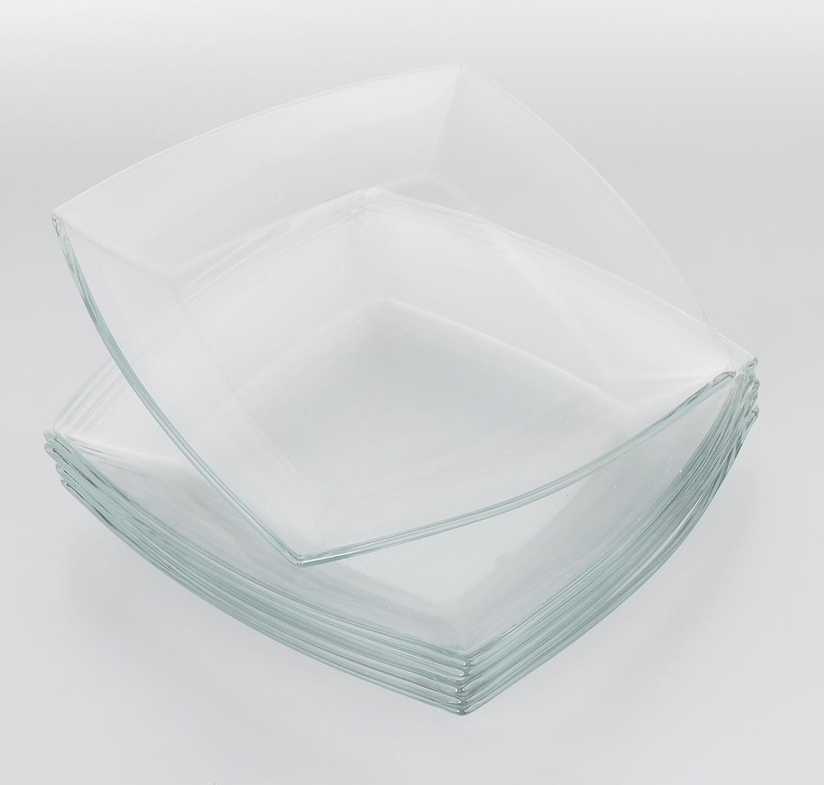 """Набор тарелок Pasabahce """"Tokio"""", 26,5 х 26,5 см, 6 шт"""