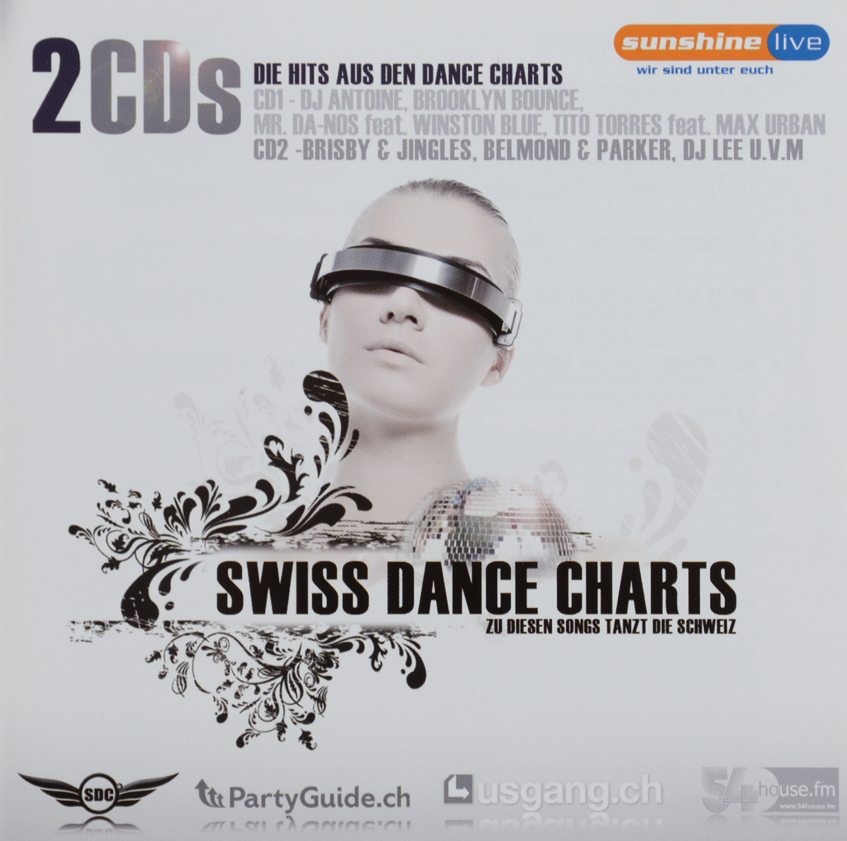 Swiss Dance Charts (2 CD)