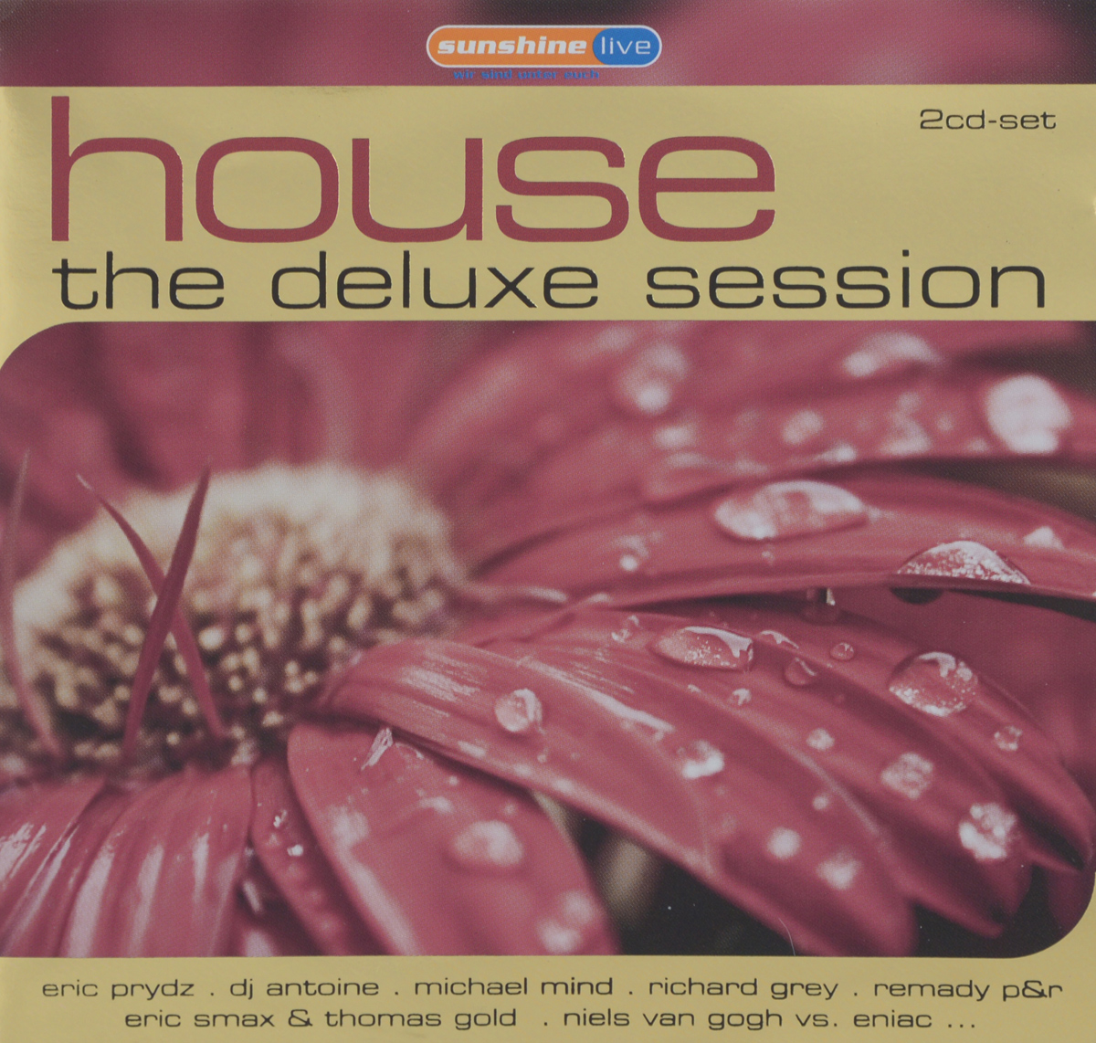 House. The Deluxe Session (2 CD)