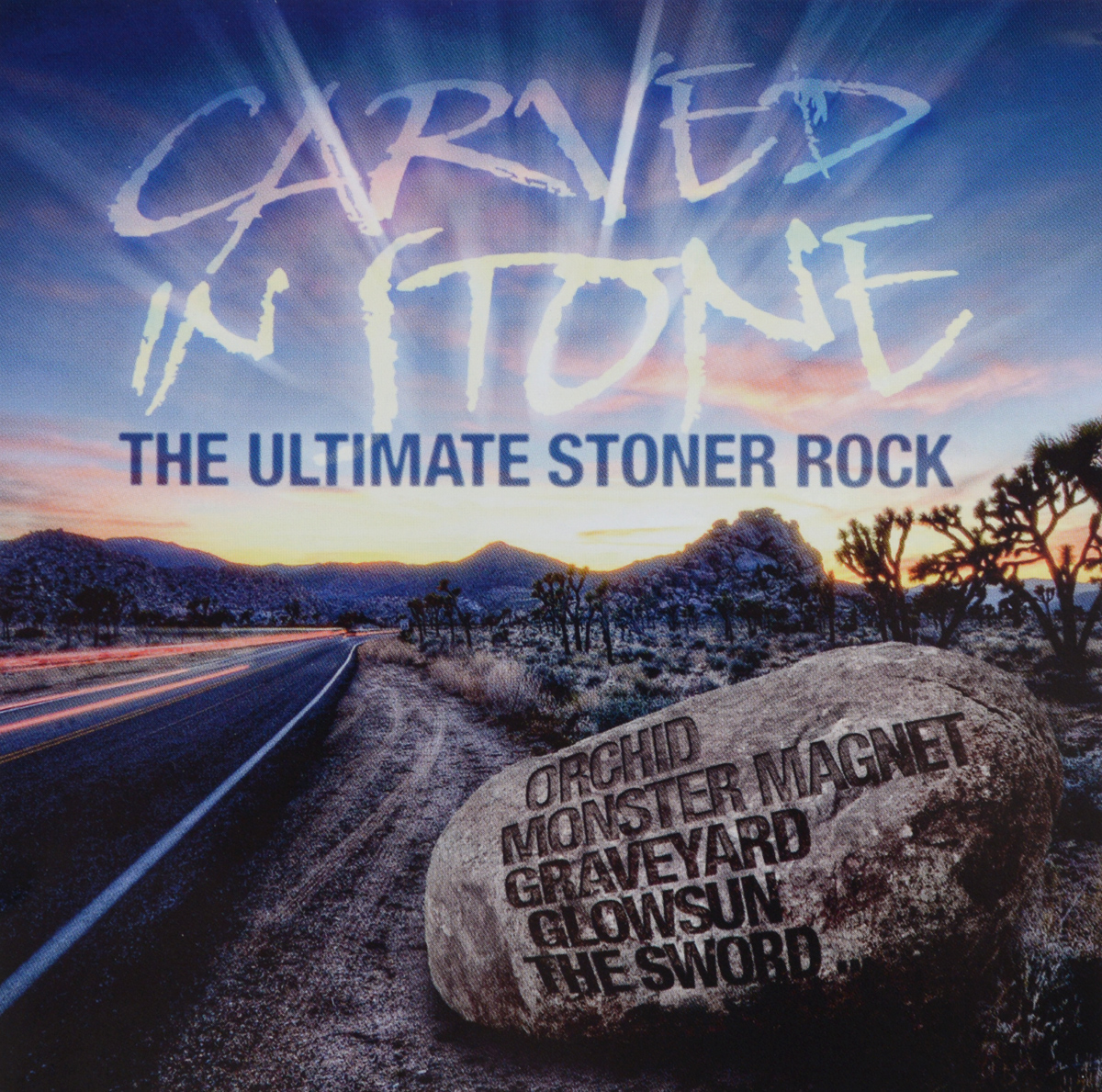 Carved In Stone. The Ultimate Stoner Rock motti regev pop rock music aesthetic cosmopolitanism in late modernity
