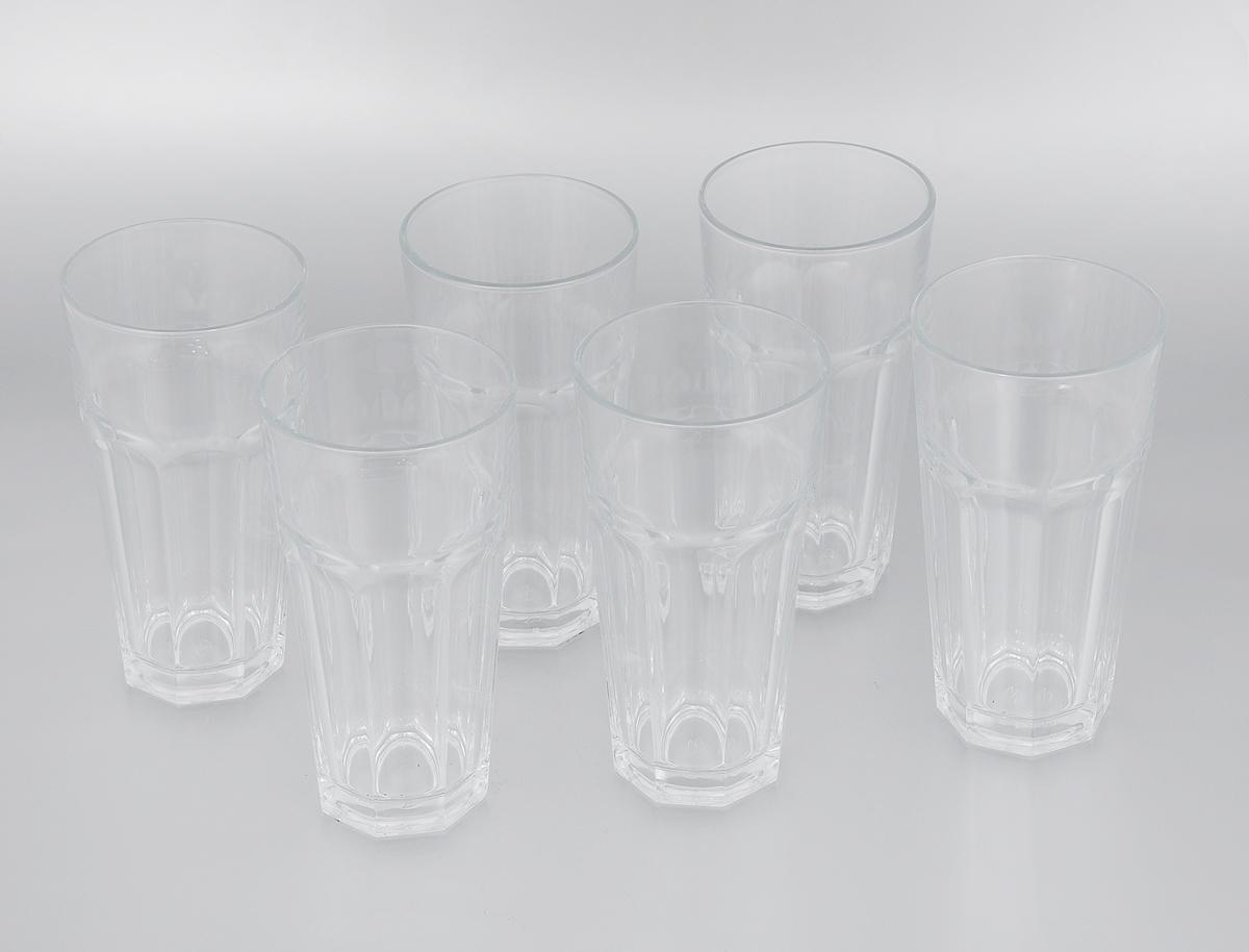 Набор стаканов КАСАБЛАНКА 6 шт. 475 мл52707BT