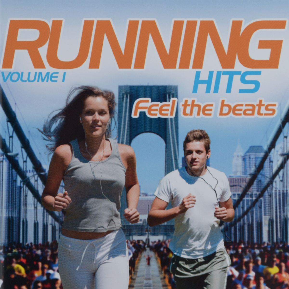 Running Hits. Volume 1. Feel The Beats (2 CD)