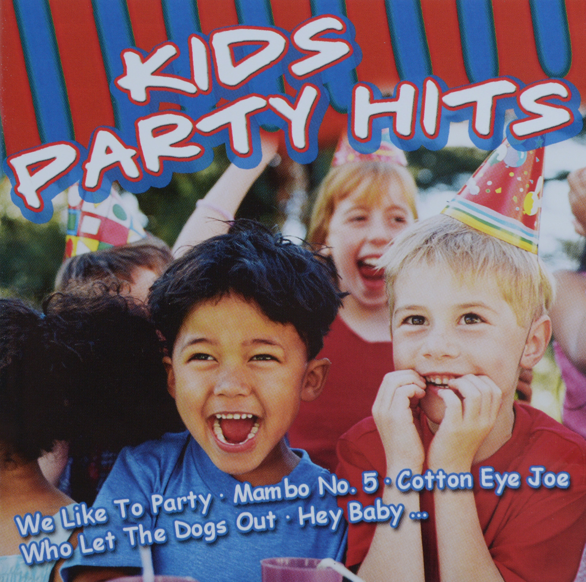 Kids Party Hits christmas party hits