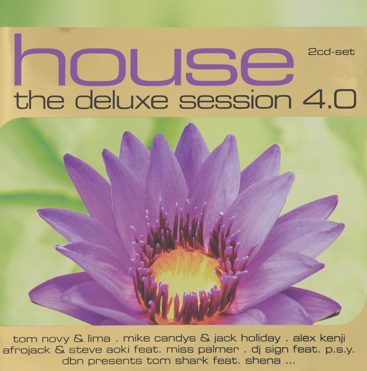 House. The Deluxe Session 4.0 (2 CD)