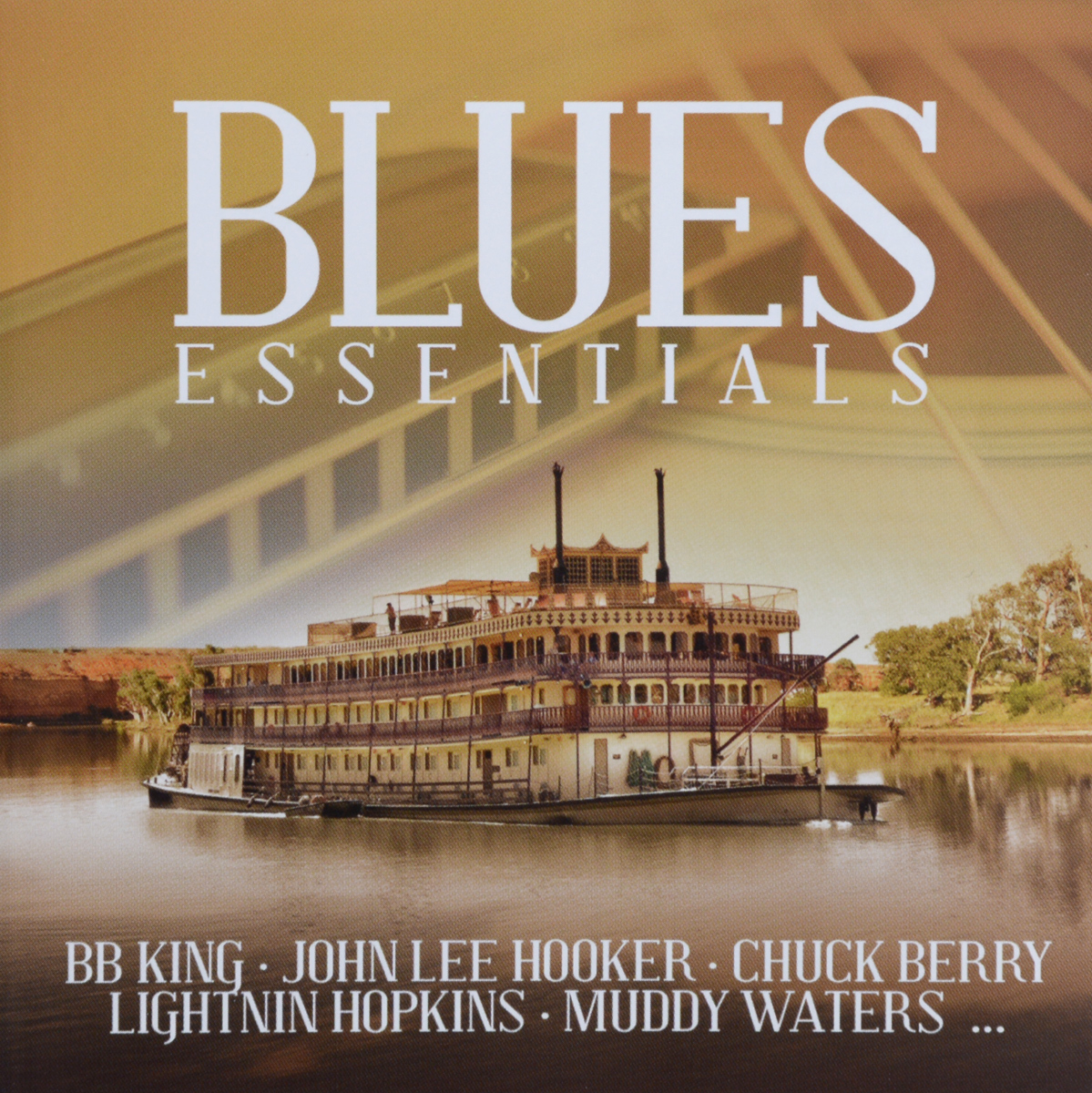 Blues Essentials. Vol. 1 (2 CD)