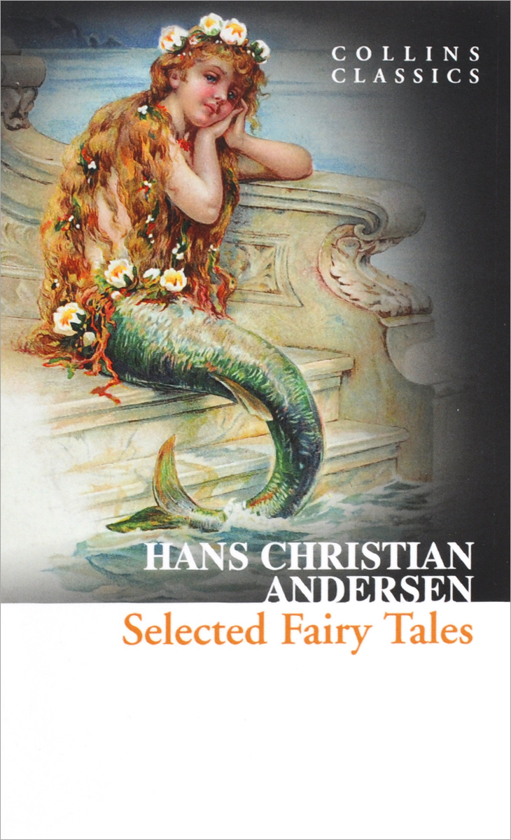 Selected Fairy Tales английский для детей от 3 до 6 лет fairy tales твик