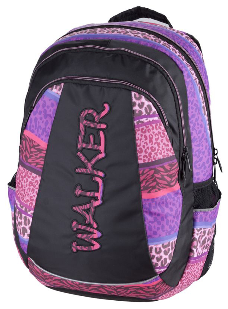 Walker Рюкзак школьный Fun Wildlife walker сумка школьная fun 99