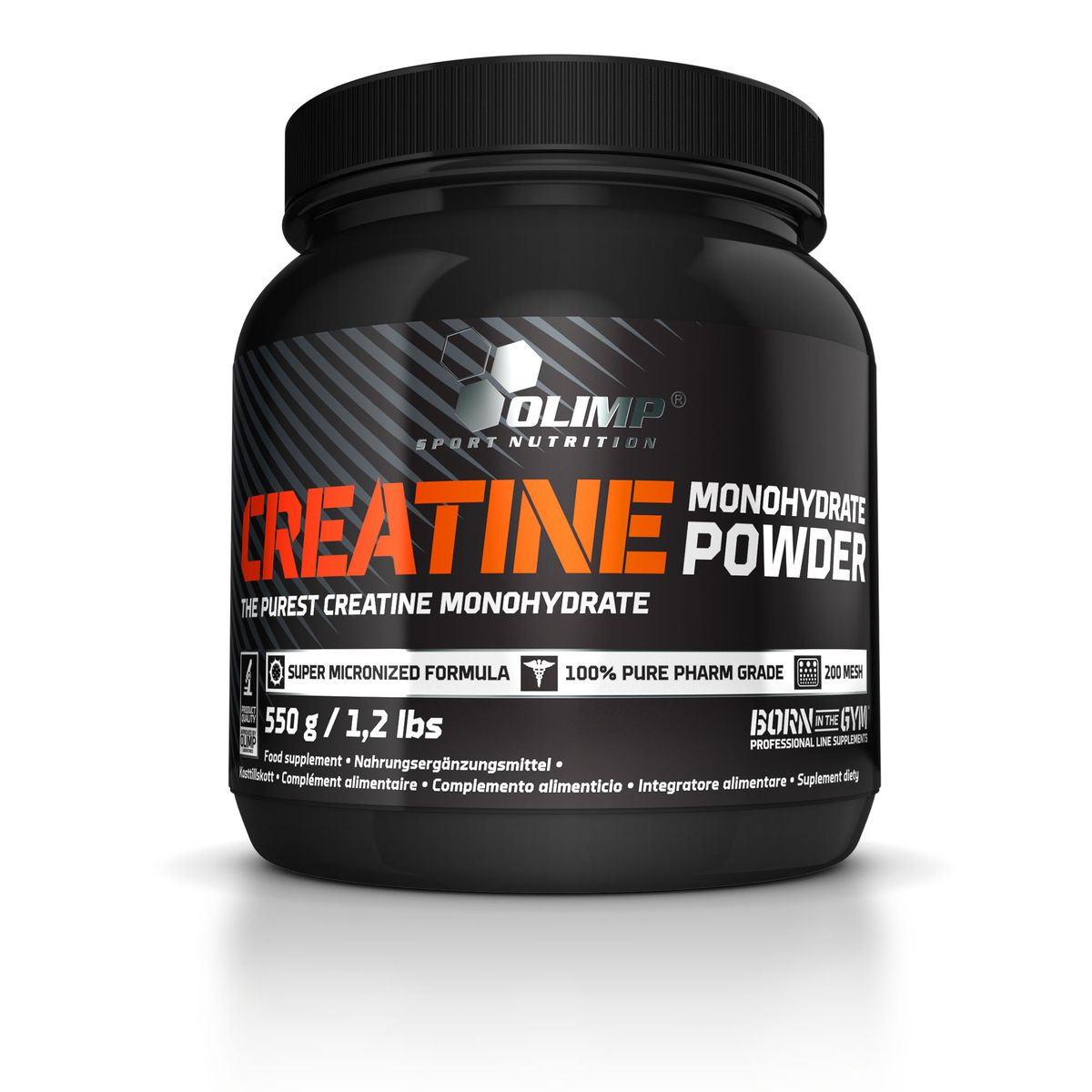 Креатин Olimp Sport Nutrition Monohydrate Powder, 550 г креатин atech nutrition creatine monohydrate 100% 300 г