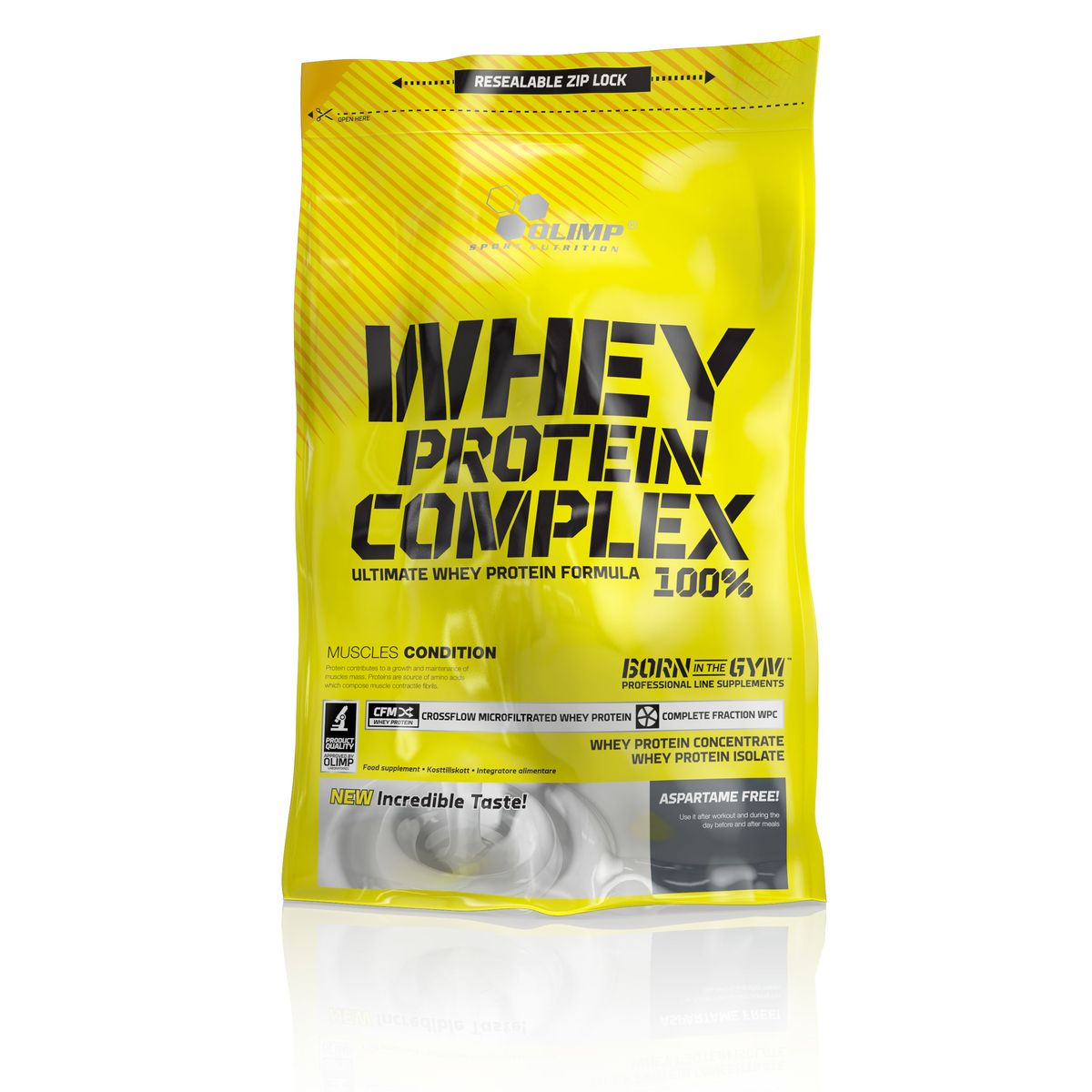 OLIMP Протеин Whey Protein Complex 100%, 0,7кг, шоколад протеин olimp sport nutrition provit 80 ваниль 700 г