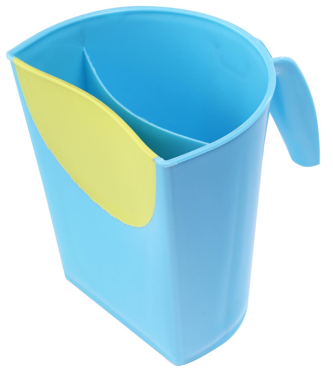 BabyOno Кружка для мытья головы цвет голубой